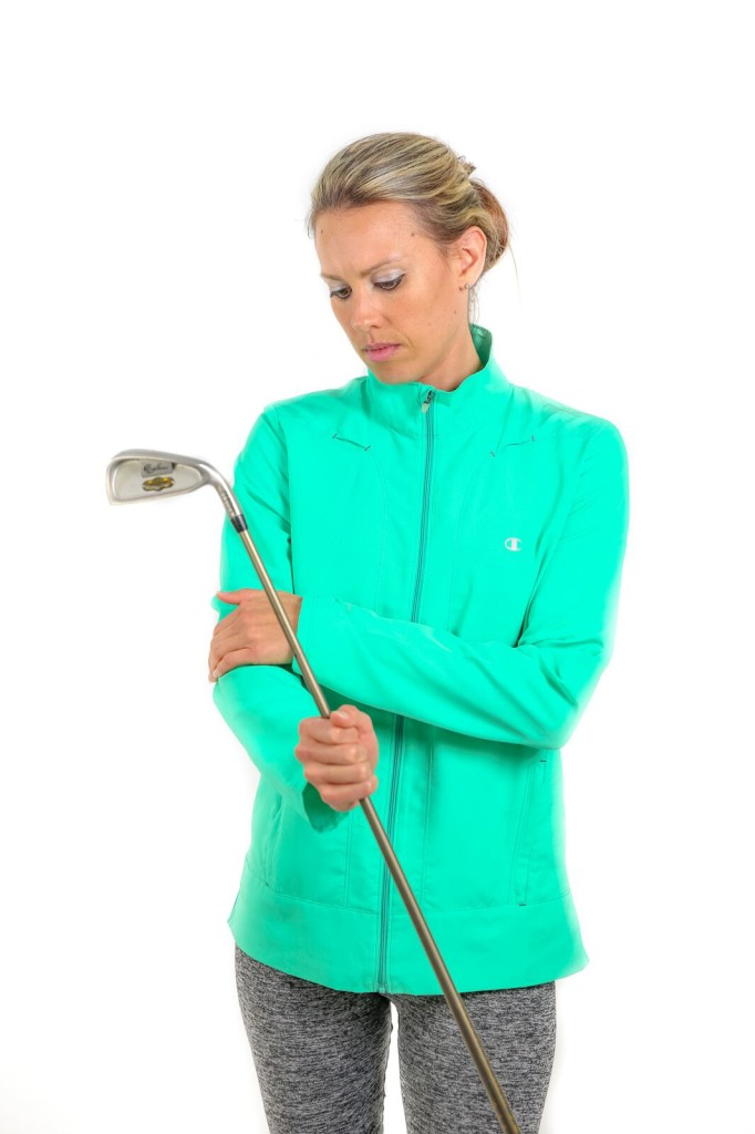 Golfer's Elbow helped with Extracorporeal Shockwave Therapy- ESWT