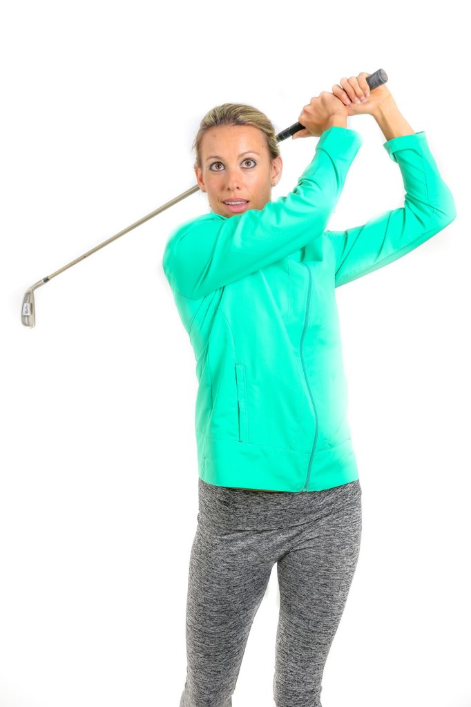 Golfer is pain free after treatment with ESWT