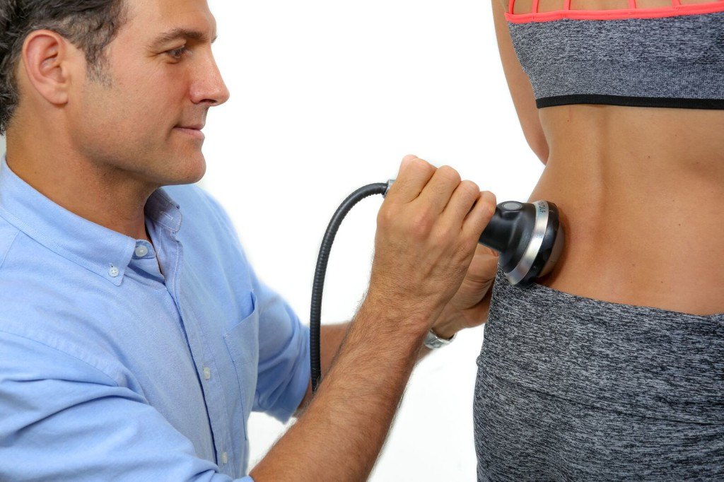 SI Joint Pain Helped with Extracorporeal Shockwave Therapy (ESWT)